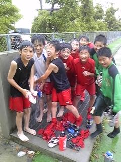 全日本少年サッカー大会福岡県大会予選リーグ